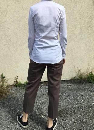 Рубашка белая3 фото