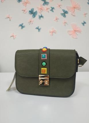 Красивая сумочка через плечо бесплатная доставка