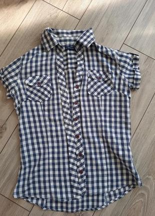 Классная тонкая рубашка
