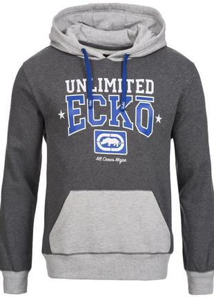 Мужская толстовка ecko размер s на м 48-50 оригинал ean 501501789948