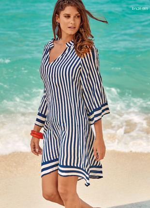 Пляжное платье david da009
