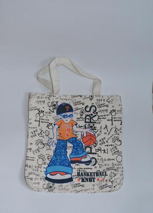 Сумка під руку , пляжна сумка, сумка-кульок