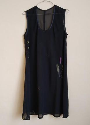 Пенюар сукня