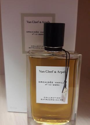 Van cleef &arpels orchidee vanille