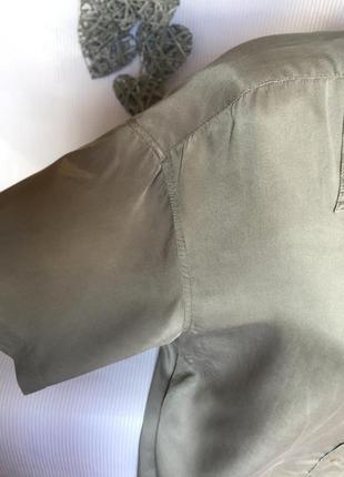 Стильная рубашка  шёлк 100%garry4 фото