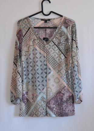 👚 comma от s. oliver - изумительная кофточка - блузка - германия - оригинал.