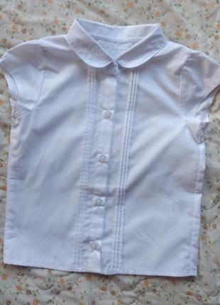 Блузка george 5-6 років 110-116 см