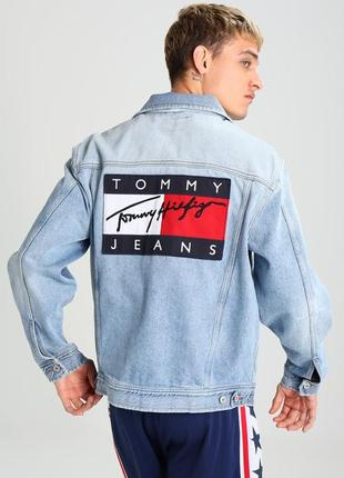 Джинсова куртка тн