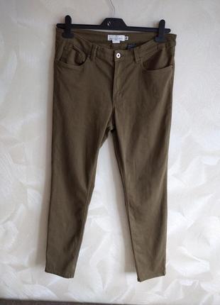 Фирменные джинсы, скинни штаны h&m