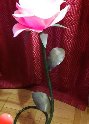 """Торшер -светильник """"роза"""""""