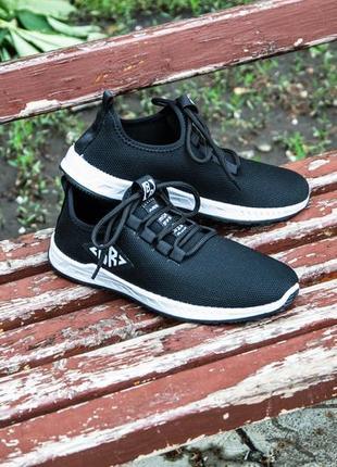 Распродажа! черные кроссовки