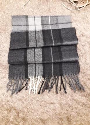 Шерстяной шарф от c&a