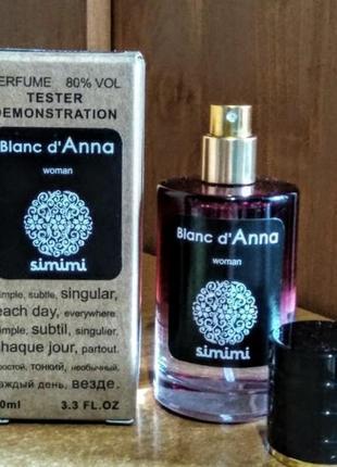 Тестер blanc d'аnna simimi (60 ml)