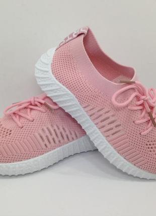 Легкие летние кроссовки, мокасины, кеды на девочку с 26 по 37 размер