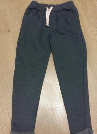 Спортивные штаны disney для девочки, р.134-140