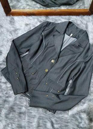 Жакет блейзер пиджак