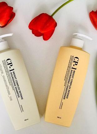 Набір шампунь та кондиціонер esthetic house cp-1