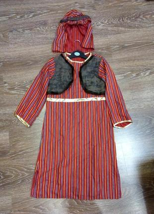 Карнавальный костюм вертеп пастух волхв