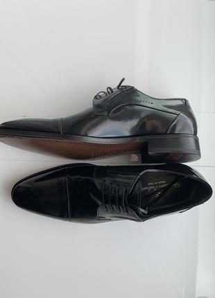 Итальянские кожаные классические туфли