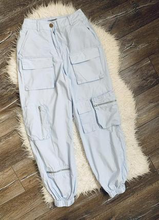 Крутые штаны джоггеры карго от asos