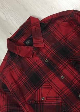 Z6 рубашка приталенная zara man зара6 фото
