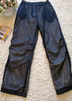 Мега крутые спортивные брюки с чехлом, унисекс, большого размера 58-60 на высокий рост.8 фото