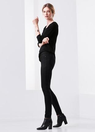 Базовые треггинсы под джинс для стильного образа от tchibo(германия),