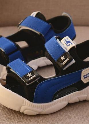 Новинка 🤩 очень удобные кожаные сандали/босоножки с защитным носком