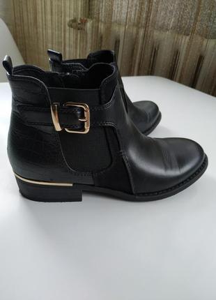 Ботильоны, ботиночки, челси graceland 36 размер
