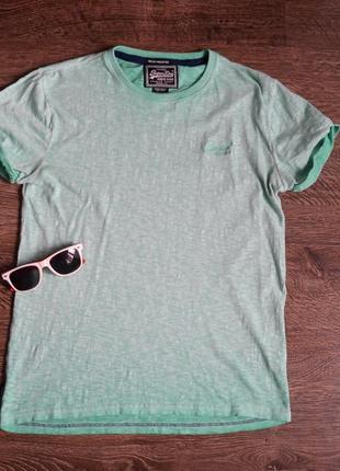 Оригинальная футболка свежие коллекции superdry