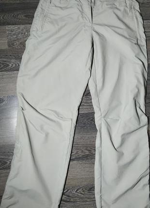 Crivit походные трекинговые турестические штаны женские