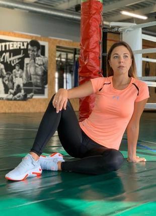 Комплект спортивный комперссионый  женский under armour  💜