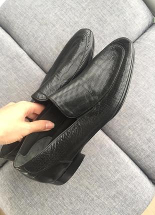 Туфли, туфлі, лофери, лоферы flower