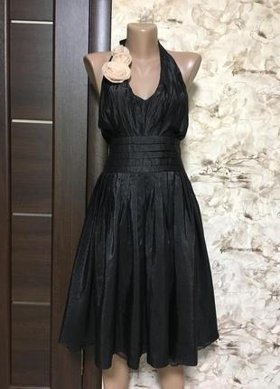 Акция!изумительное коктейльное платье,винтаж,miss posh