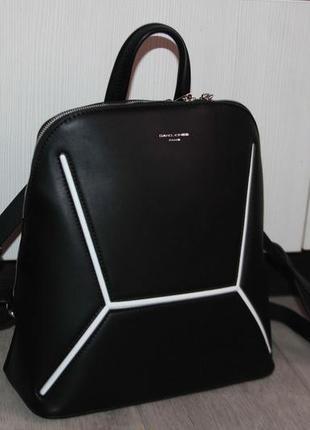 Красивый женский, стильный рюкзак david jones
