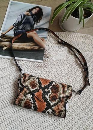 Стильная сумочка на пояс