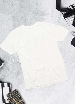 Новая белая свободная футболка x-mas missguided3 фото