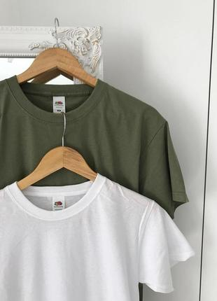 Крутые базовые футболки 100%cotton🌿
