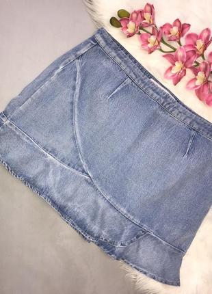 Джинсовая юбка от denim co