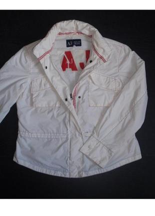 Куртка armani jeans ветровка