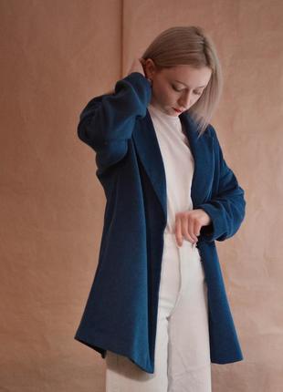 Пальто -пиджак moodo