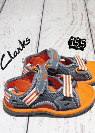 Clark's босоножки для мальчика