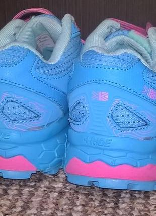 Фирменные кроссовки karrimor. размер 314 фото