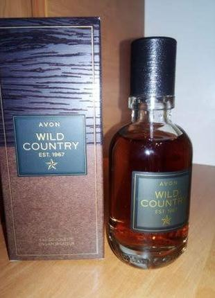 Продам  avon wild country 75 мл-130 грн