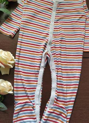 Nutmeg бодик человечек комбинезон слип пижама э