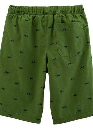 Костюм футболка поло и шорты carters америка 7-8 лет 128-136 см2 фото