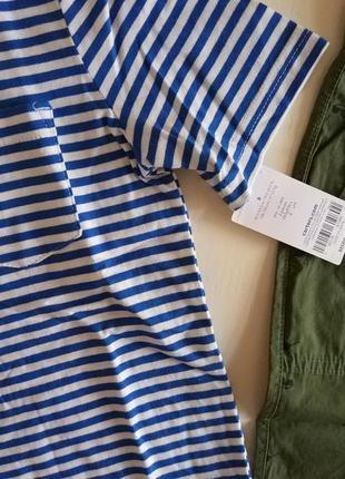 Костюм футболка поло и шорты carters америка 7-8 лет 128-136 см5 фото