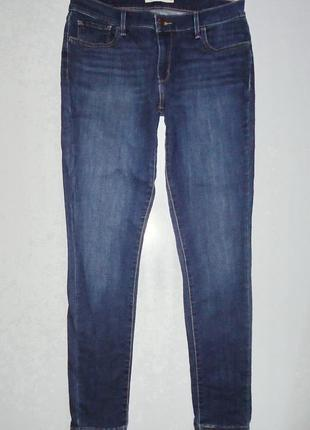 Джинсы levi's 712 super skinny женские левайс (32х30)