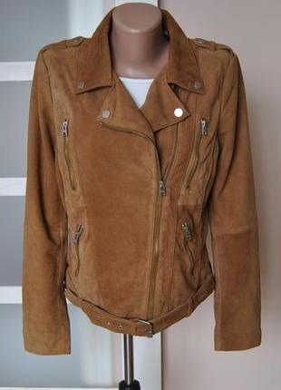 Кожаная куртка косуха street one / шкіряна куртка1 фото