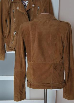 Кожаная куртка косуха street one / шкіряна куртка10 фото